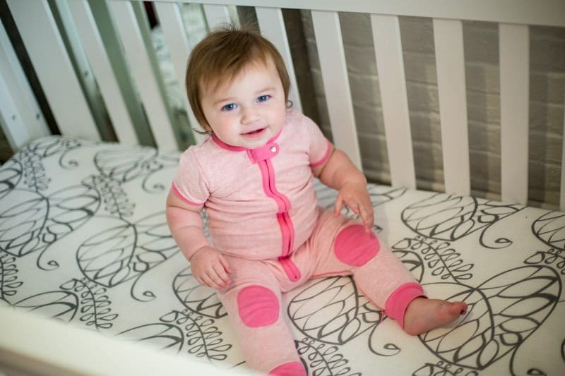 c195e3fc43f I recently discovered the sleepsie lite one piece short sleeve pajamas from baby  deedee. The warmer summer months have finally allowed us to show a little  ...