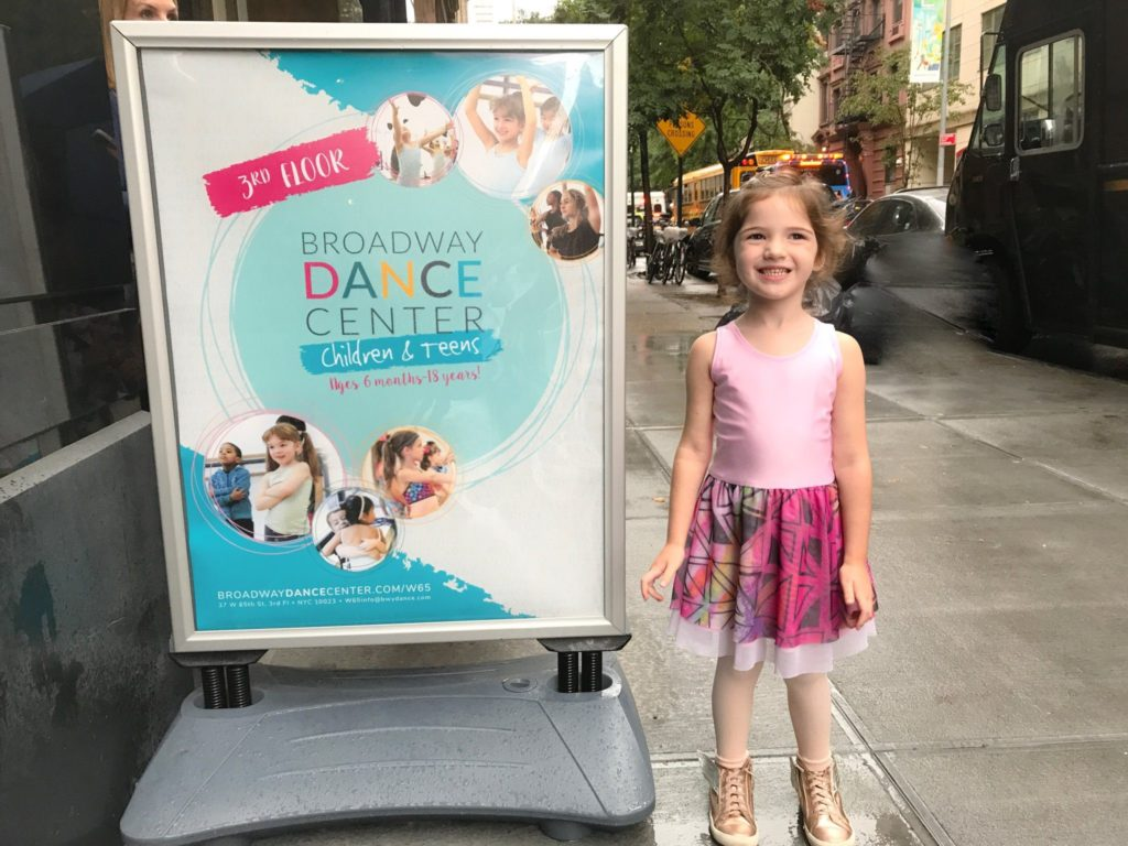 Move, Learn, and Grow with Broadway Dance Center Children